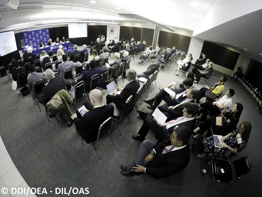 American Bar Association: A Day at the OAS