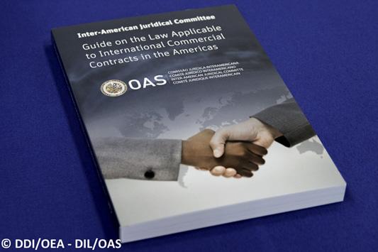 Guía sobre el Derecho Aplicable a los Contratos Comerciales Internacionales en las Américas