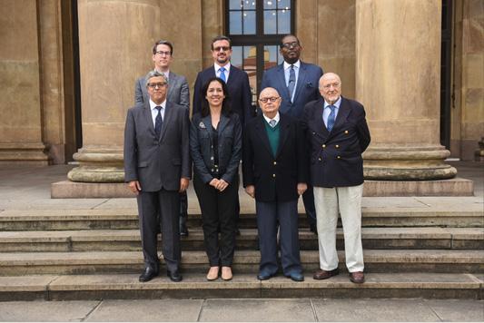 Comité Jurídico Interamericano celebra Reunión Conjunta con Consultores Jurídicos de las Cancillerías de los Estados miembros de la OEA