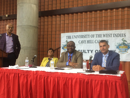 Caribbean Workshop on International Law