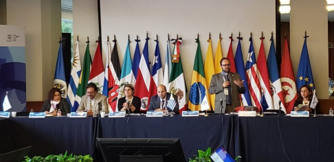 The Department of International Law participates in the XVIII Meeting of the Network for Transparency and Access to Public Information (RTA) and informs on progress on the Model Law 2.0