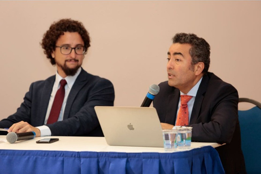 The Department of International Law Participates in Inter-American Law Forum