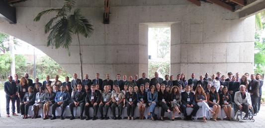 reunión regional de las Comisiones Nacionales de Derecho Internacional Humanitario de las Américas