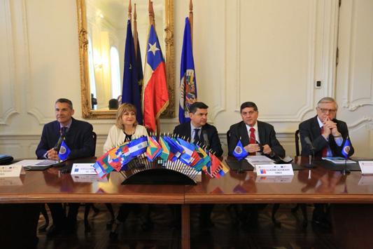 @Segpres  Ministerio Secretaría General de la Presidencia