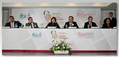 XII Encuentro Iberoamericano de Protección de Datos