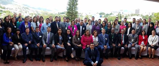 Culmina con éxito el Taller sobre Acceso a la Información Pública en Honduras