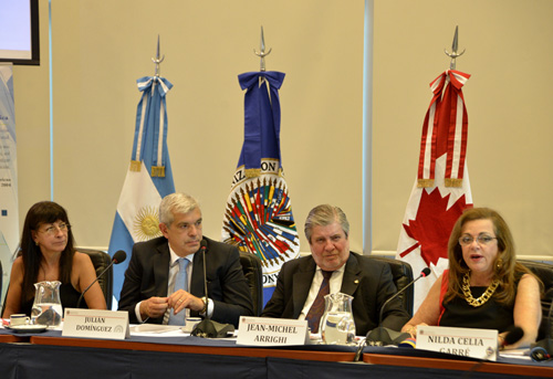 Workshop on Access to Public Information in Argentina concludes on successful note