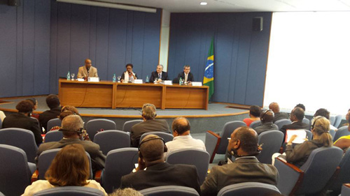 The Department participates in the Latin America and Caribbean Region Meeting on the Decade for People of African Descent