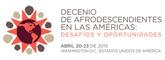 Decenio de Afrodescendientes en las Américas: Desafíos y Oportunidades
