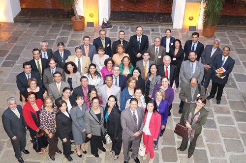 Primer Encuentro de Alto Nivel sobre el Rol de la Judicatura en el Arbitraje Comercial Internacional
