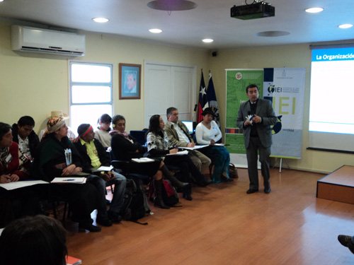 """Workshop: """"Mechanisms to Protect the Rights of Indigenous Peoples"""""""