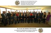 XLI Curso de Derecho Internacional