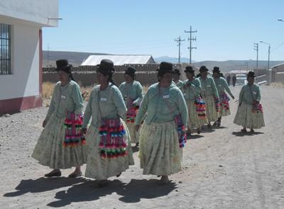 Santa Rosa de Masocruz, Peru, 2012