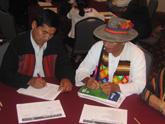 Seminario sobre los Derechos de los Pueblos Indígenas en el Sistema Interamericano