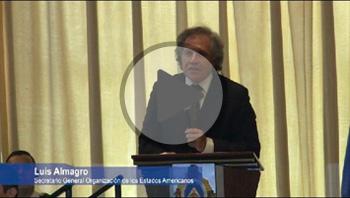 Videos: Encuentro de Facilitadores Judiciales con el Secretario General de la OEA
