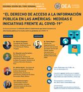 Foro Virtual: La importancia del acceso a la información pública