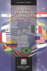 """""""La OEA y el Derecho Internacional"""" por el Dr. Jean Michel Arrighi"""