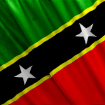 Bandera Saint Kitts and Nevis