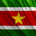 Bandera Suriname