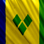 Bandera Saint Vincent and the Grenadines
