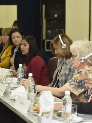 """Diálogo Ministerial: """"El liderazgo de las mujeres en las Américas: Pasos a seguir"""""""