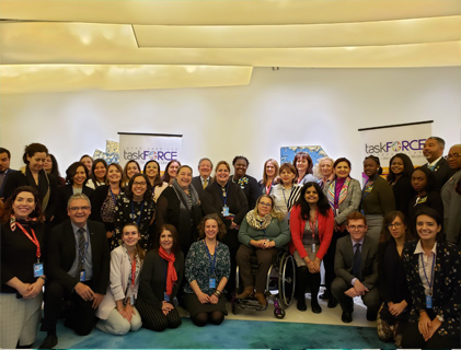 Inter-American Task Force on Women's Leadership