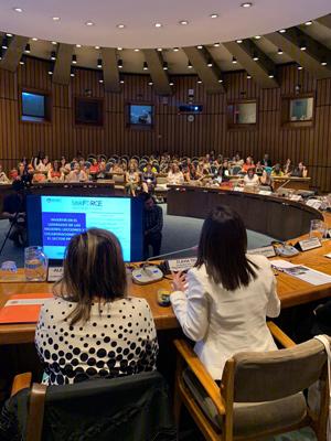 Diálogo sobre liderazgo de las mujeres en el mundo empresarial