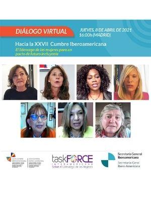 El liderazgo de las mujeres para un pacto de futuro incluyente