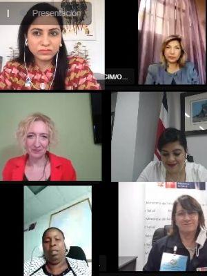 Webinar COVID-19: ¿Por qué el liderazgo de las mujeres puede marcar la diferencia en la respuesta?