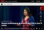 Human trafficking is all around you. This is how it works