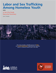 Labor and Sex Trafficking Among Homeless Youth: A Ten-City Study Executive Summary