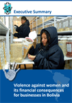 Violence against Women and its Financial Consequences for Businesses in Bolivia