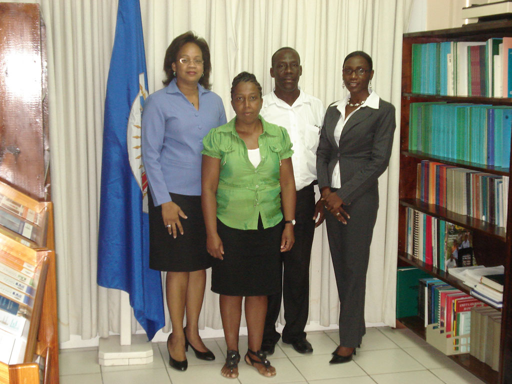 OAS Office in Saint Vincent and the Grenadines