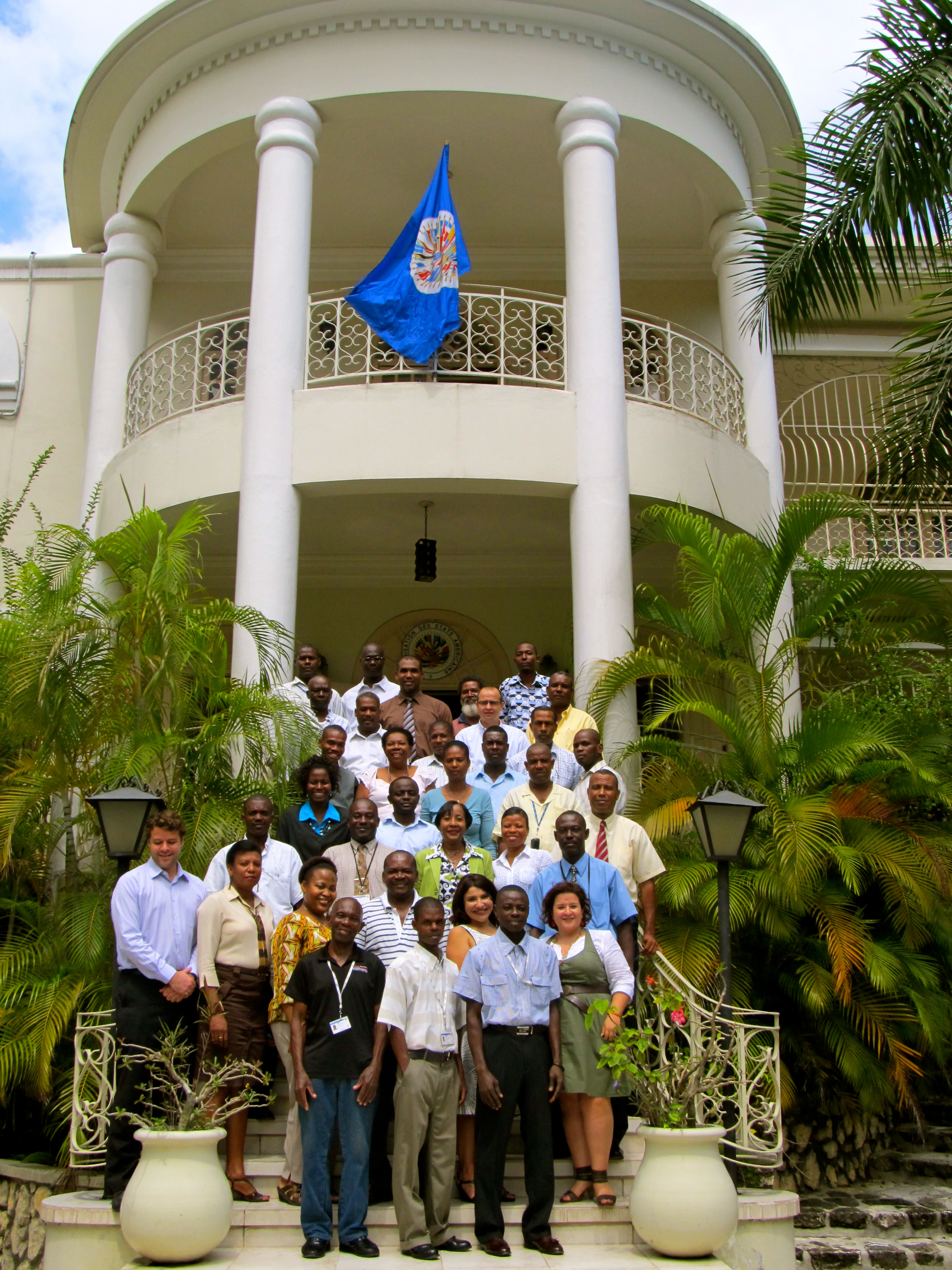 OAS Office in Haiti