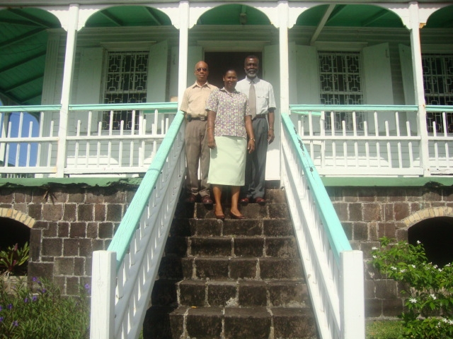 OAS Office in Saint Kitts and Nevis