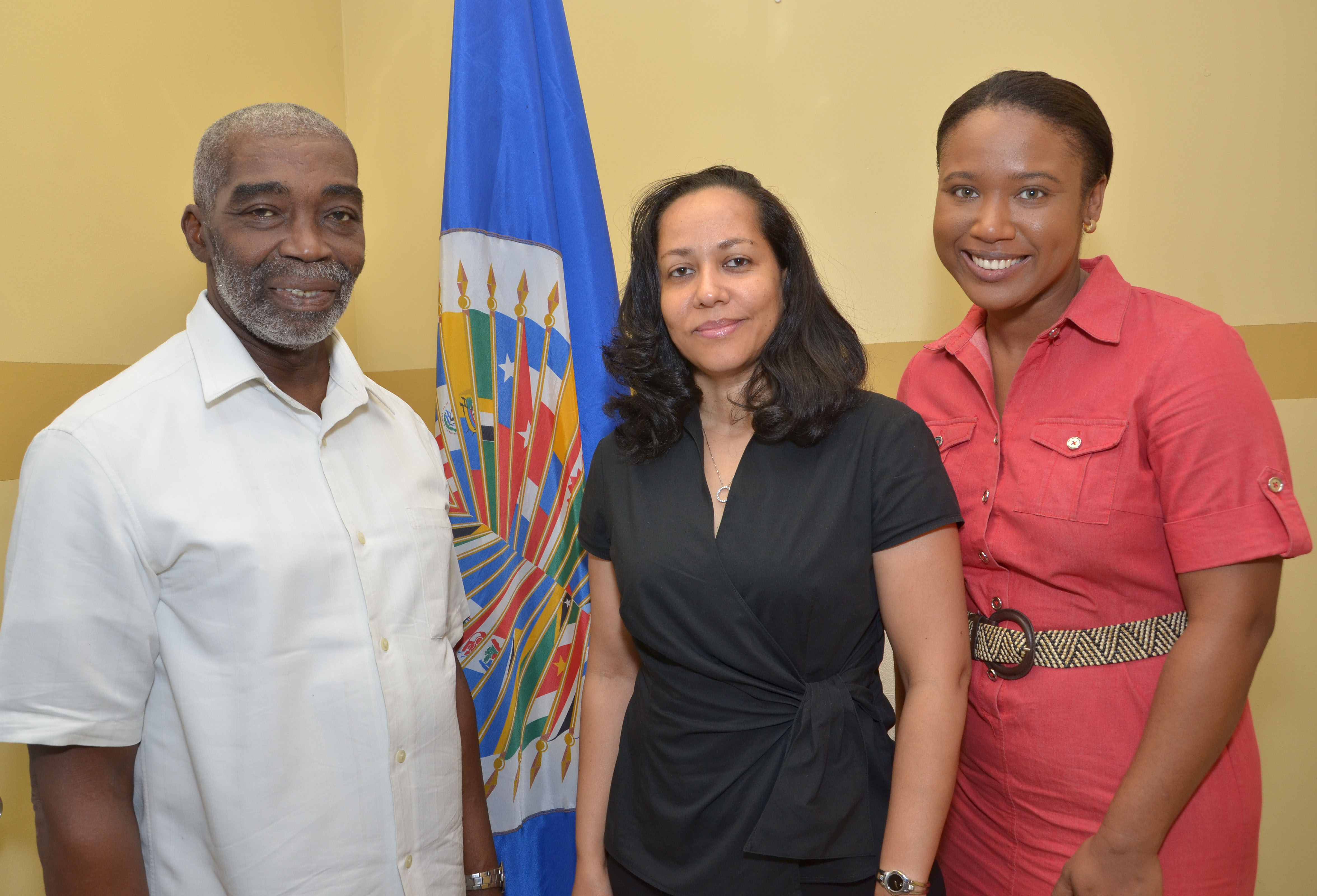 OAS Office in Jamaica