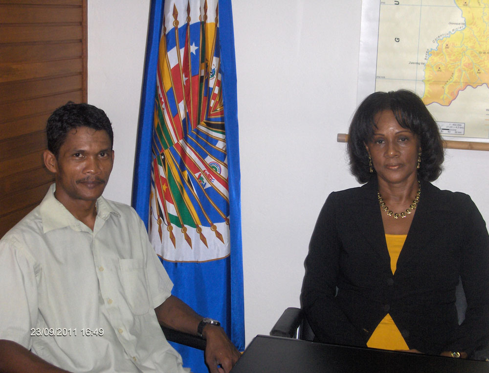 OAS Office in Suriname