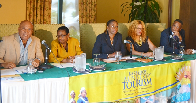 The  Launch of the OAS and the Ministry Tourism Travel Congress, Hilton Barbados August 22, 2014