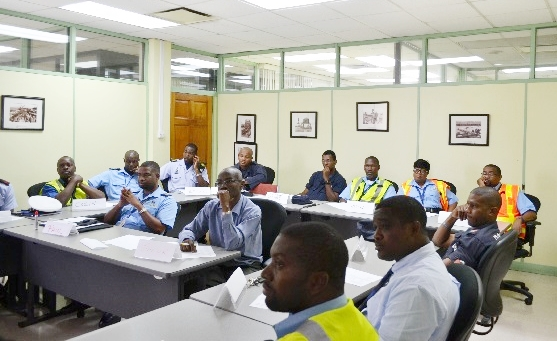 OAS CICAD Border Security Workshop-Container Control and Targeting, Barbados Bridgetown  Port Feb 23-27 2015