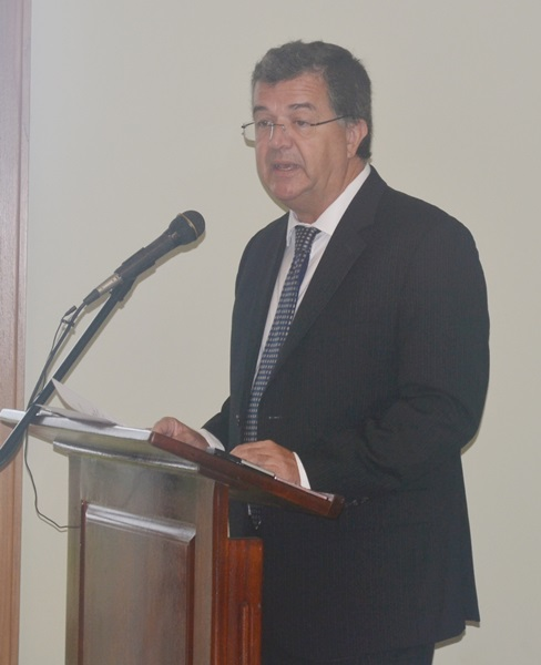 Barbados Drug Court Launch at the Barbados Supreme Court, February 11, 2014
