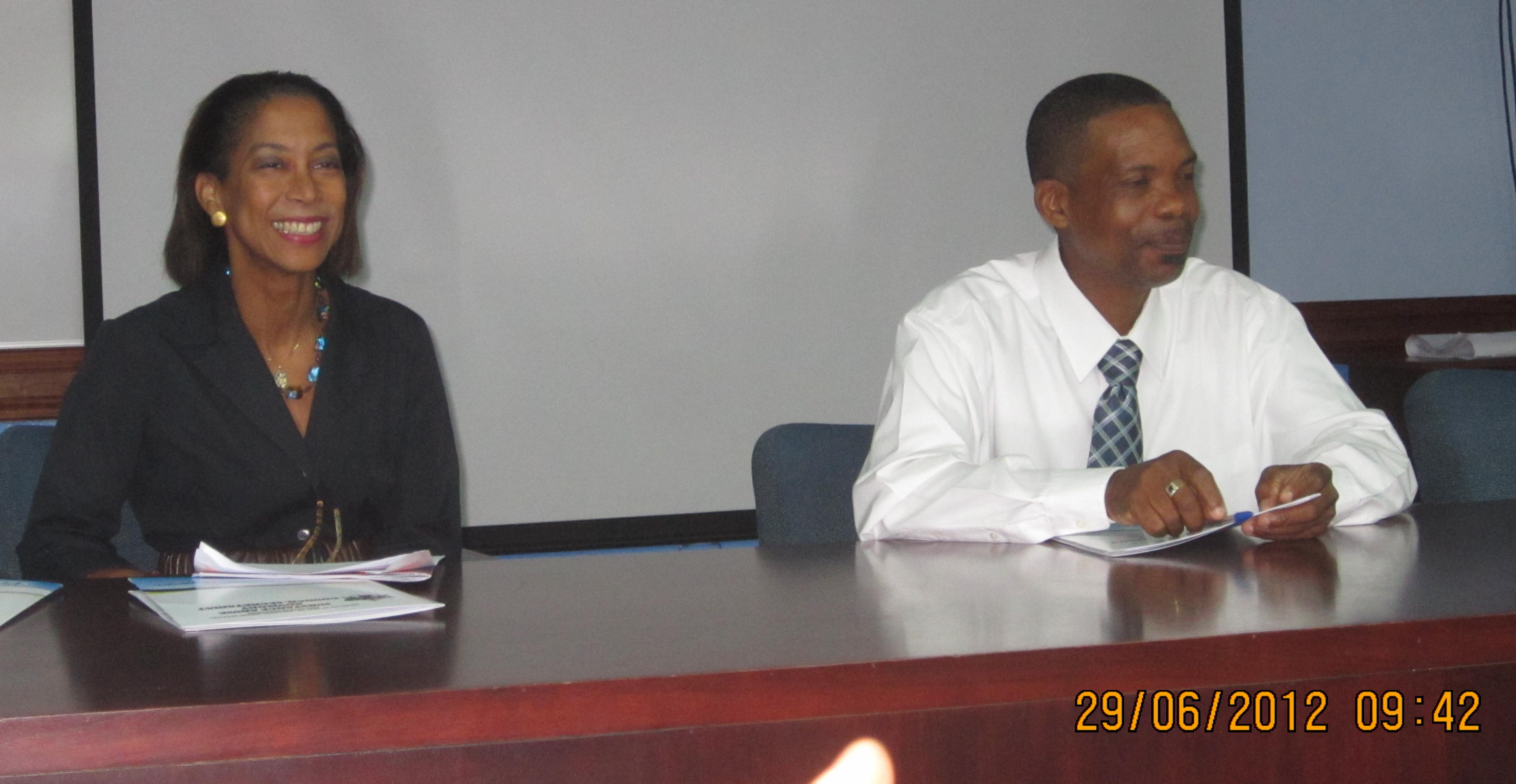 OAS/CICAD Workshop for Stakeholder Sensitization and Training on NATDIN