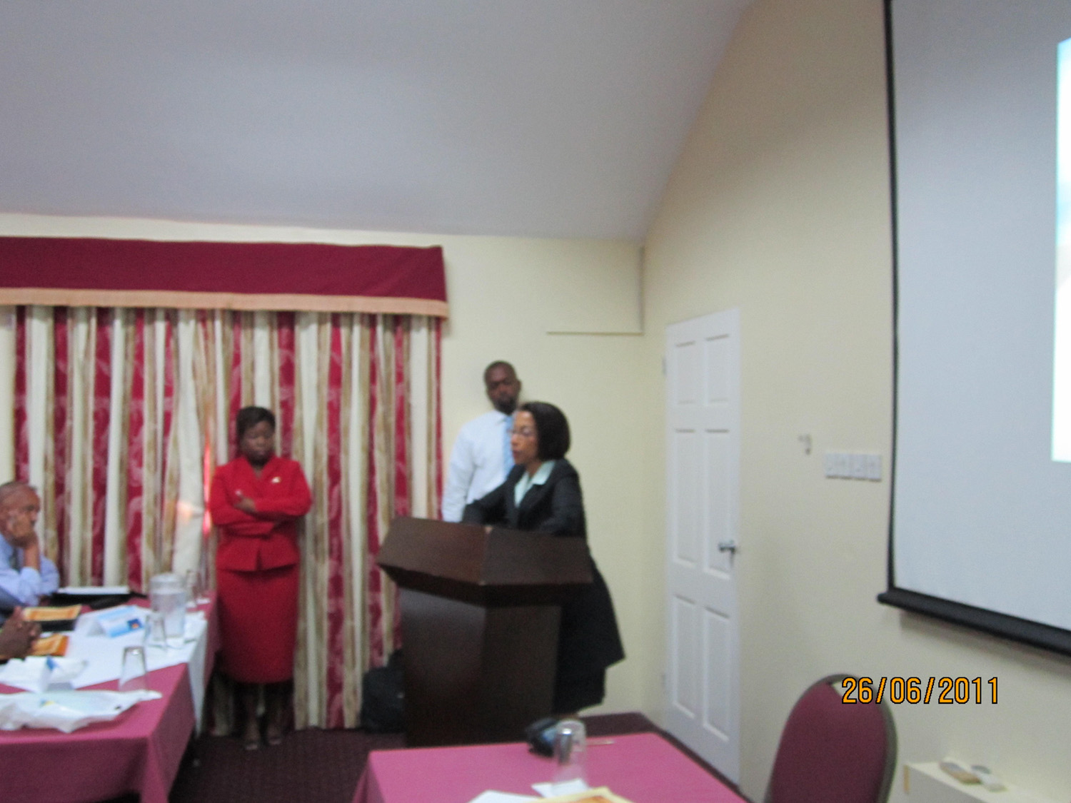 OAS/CICTE Aviation Security Instructor Workshop, Bay Gardens Hotel