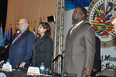 Opening Ceremony of the Third Meeting of Ministers Responsible for Public Security, Port of Spain, Trinidad and Tobago