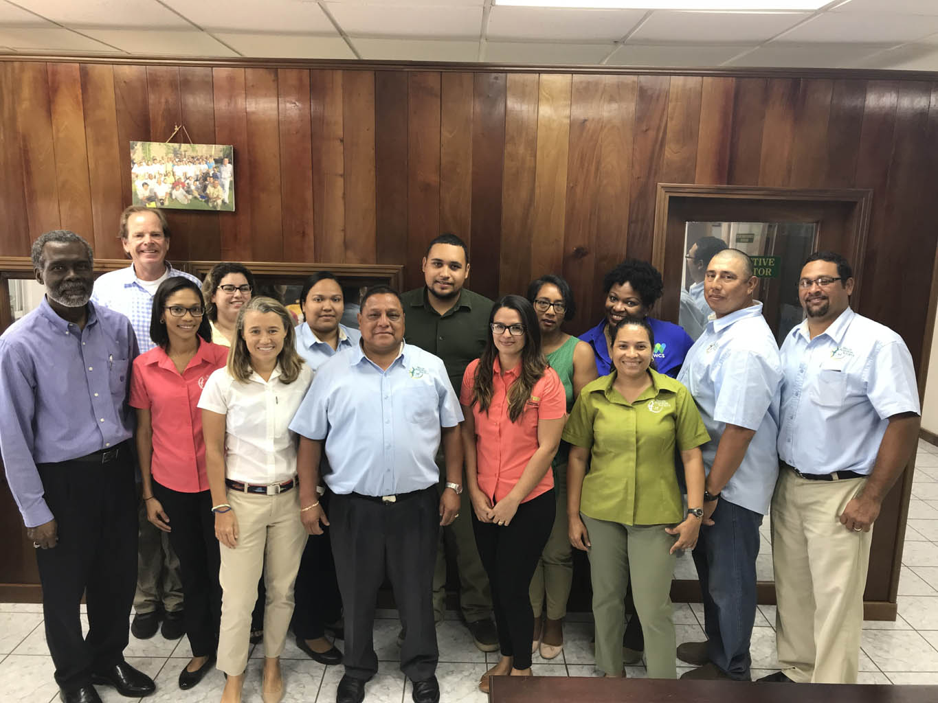 OAS Teams up with Belize Audubon Society on REEFFIX Project