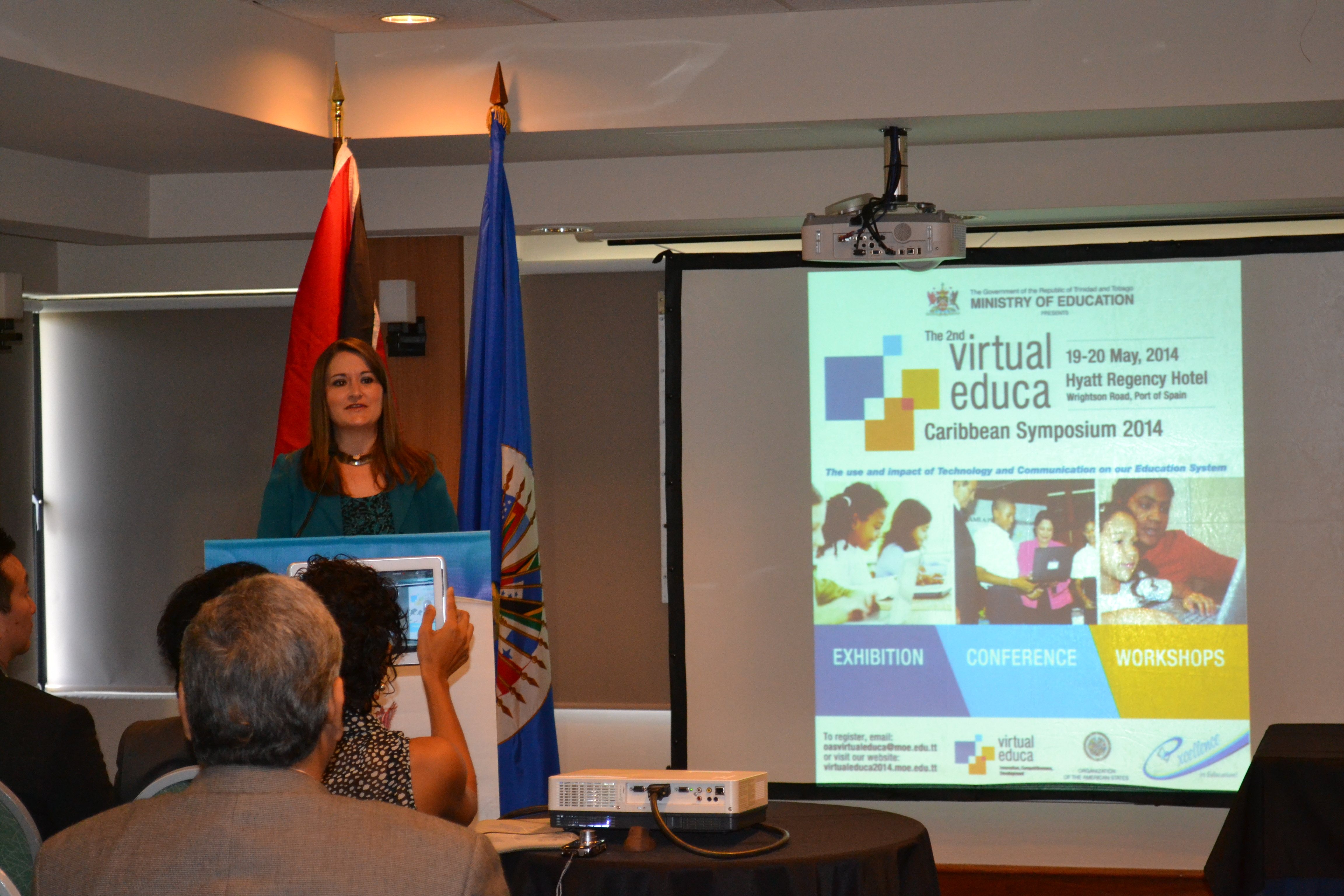 Media Launch of 2nd Virtual Educa Caribbean Symposium