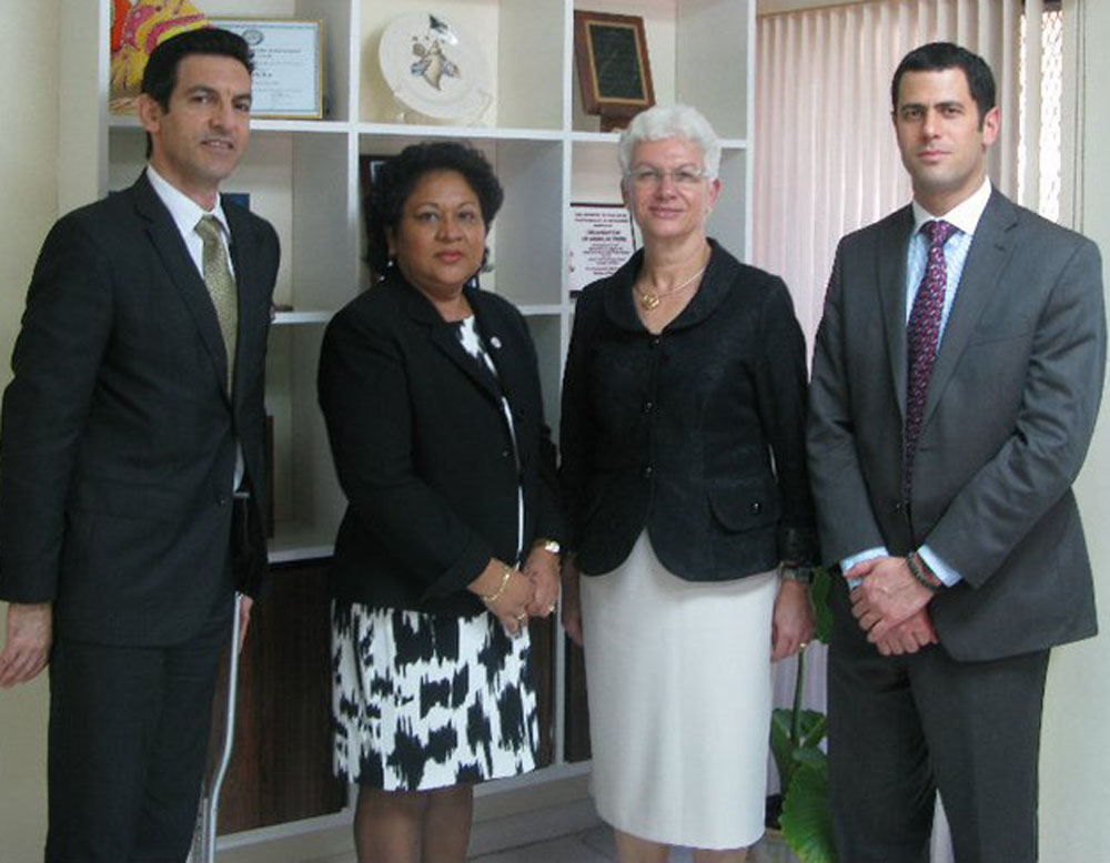 Honorary Consul for Israel in The Bahamas, OAS Representative, Ambassador-designate of the State of Israel to The Bahamas