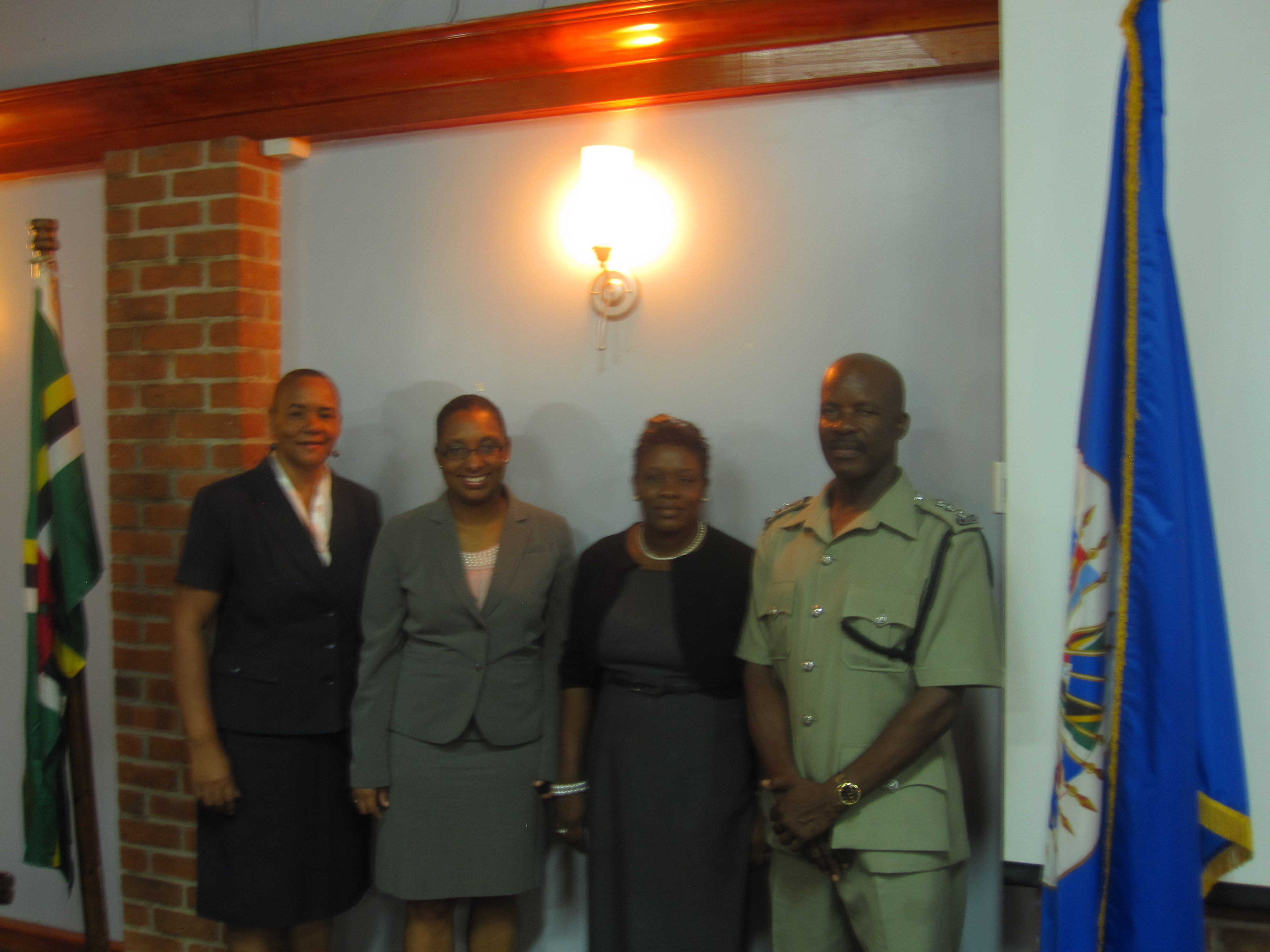 Dominica Tourism Security Specialized Training Course