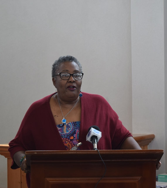 Remarks by, Cheryl Corbin, Director of Forensic Sciences Centre and  Deputy Chair DTC Steering Committee,  Magistrate Graveney Bannister, Presiding Magistrate of Barbados DTC and Peter Symmonds of the Maria Holder Memorial Trust at the Barbados Drug Treatment Court Third Cohort Graduation Ceremony,  Cane Garden Magistrate Court St.Thomas, Monday 25 February 2019