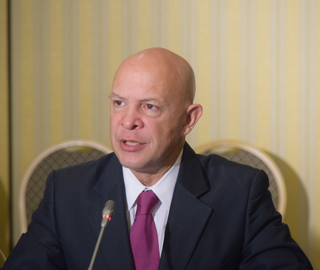 Remarks by Mr. Jorge Duran, Chief of the Secretariat of the Inter-American Committee on Ports and Mr. Guillermo Ruiz de Teresa of Mexico, Chair of the Executive Board of the Inter-American Committee on Ports (CECIP), at the OAS Inter-American Committee on Ports (CIP) at the Hilton Barbados August 31 2017,