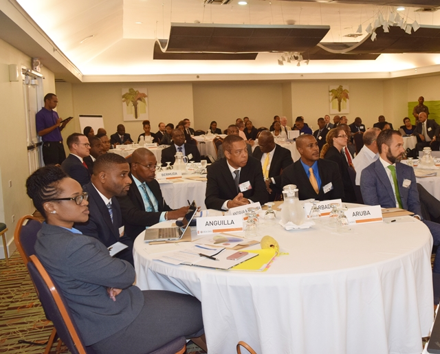 The Initiative to Establish an Asset Recovery Inter-agency Network (ARIN) in the Caribbean workshop Radission Hotel Barbados, Nov 15-16, 2016